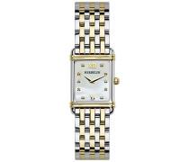 Unisex Erwachsene Armbanduhr Analog  Edelstahl 17478/T59B