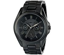 Damen-Armbanduhr Analog Quarz Edelstahl VC-5187BKBK