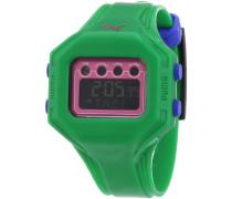 Puma Time Damen-Armbanduhr Digital Quarz Plastik PU910772007