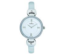 Damen-Armbanduhr Analog Quarz Weiß 4481.7532