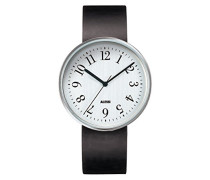 Unisex-Armbanduhr Analog Automatik Leder AL6003