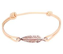 Damen-Armband Feder 925 Sterling Silber vergoldet 17 cm 0205142416_17