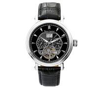Herren-Armbanduhr Analog Automatik Leder 301C133
