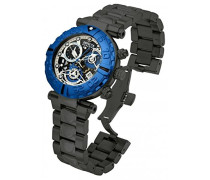 Herren- Armbanduhr Chronograph Quarz15019
