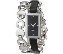 Damen-Armbanduhr Analog Quarz Edelstahl ES000Y32001