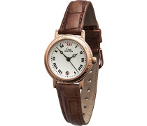 Limit Damen-Armbanduhr Analog leder braun 6007.01