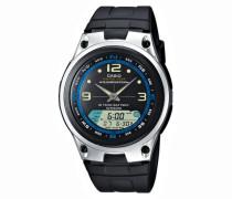 Casio Collection Herren-Armbanduhr Analog / Digital Quarz AW-82-1AVES