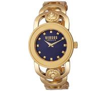 Versus  Damen -Armbanduhr  Analog  Quarz Stahl SCG110016