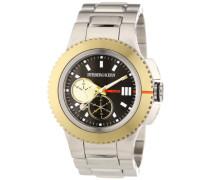 Dyrberg/Kern Damen-Armbanduhr CONTINUUM SM 2G4 Analog Messing 325129