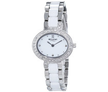 Damen-Armbanduhr Analog Quarz verschiedene Materialien 12220960