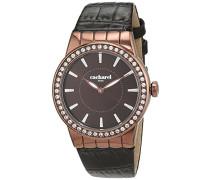 Damen-Armbanduhr Analog Quarz Leder CLD 010S-5UU