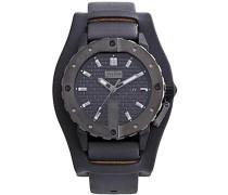 Herren-Armbanduhr Analog Quarz Edelstahl 8500105