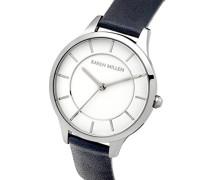 Karen Millen Damen-Armbanduhr Analog Quarz KM133U