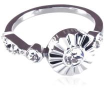 Damen Ring, Edelstahl, Zirkonoxid, 54 (17.2), R21132Z54