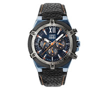 Herren-Armbanduhr CRA036SBLU03BK