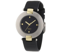 Damen-Armbanduhr Leder 364-14
