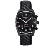 Certina Herren-Armbanduhr XL Analog - Digital Quarz Leder C020.419.16.052.00