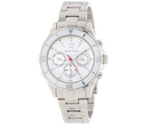 Sector Damen-Armbanduhr 250 Analog Quarz Edelstahl R3253161501