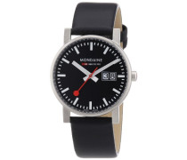 Herren-Armbanduhr SBB Evo Big Date 35mm Analog Quarz A669.30300.14SBB