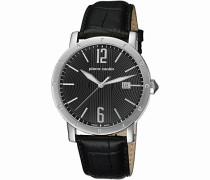 Pierre Cardin Herren-Armbanduhr Mon Nom Analog Quarz Leder