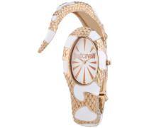 Just Cavalli Damen-Armbanduhr Analog Quarz Edelstahl R7253153516