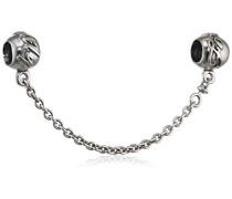 Damen-Bead-Zwischenelement Family Forever Safety chain 925 Silber - 791788-04