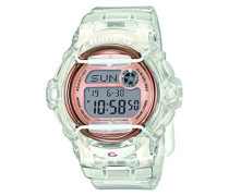 Damen Digital mit Resin Armbanduhr BG169G7BER