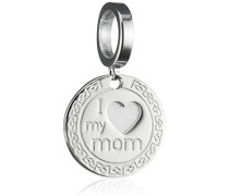 Unisex-Charm Silver My World 925 Silber - SWLPAA42