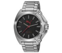 Puma Herren-Armbanduhr Analog Quarz PU103811007