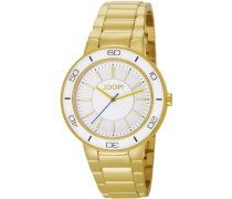 Damen-Armbanduhr Insight Analog Quarz Edelstahl JP101032F01