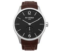 Ben Sherman Herren-Armbanduhr Analog Quarz WB003BR