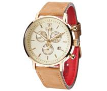 DETOMASO Herren-Armbanduhr Analog Quarz DT1052-H