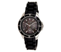 Damen-Armbanduhr Amsterdam Analog Quarz Kautschuk J50962-247