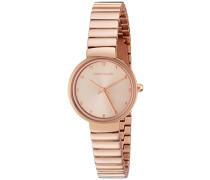 Damen-Armbanduhr Analog Quarz KM131RGM