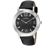 4433.1537 schweizer Uhr Unisex Armbanduhr PH4900-C-PH01T Analog Leder schwarz