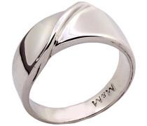 Damen-Ring Messing