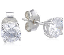 Silver Damen-Ohrstecker 358220061
