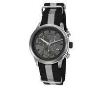 ! Herren-Armbanduhr Richard Chronograph Quarz Textil JP101751001