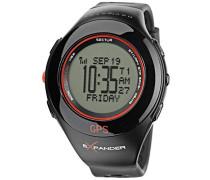 Unisex-Armbanduhr Digital Quarz Kautschuk R3251188015