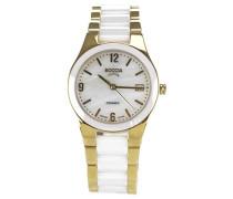 Damen-Armbanduhr Analog Quarz Keramik 3189-03