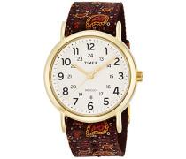 Damen-Armbanduhr Analog Quarz Textil TW2P81200