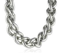 Damen-Halskette Metall DAVY Silvercolor 17052525