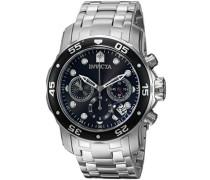 Invicta Herren-Armbanduhr Quarz Chronograph 0069