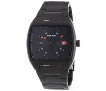 Police Herren-Armbanduhr Analog Quarz P13407JSB-02M