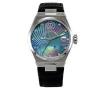 Damen-Armbanduhr URBAN - Lifestyle Analog Automatik Leder 108.01.08