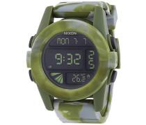 Herren-Armbanduhr XL Digital Quarz Silikon A1971727-00