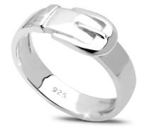 Damen-Ring Klassik  and the City 925 Sterling Silber mit Kristallen von Swarovski Größe 64 (20.4) 0605683111_64
