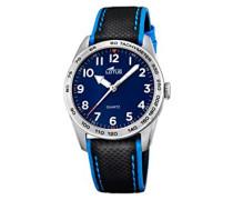 Lotus Unisex-Armbanduhr Analog Quarz Leder 18276/2