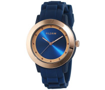 Damen-Armbanduhr Analog Quarz Kautschuk 701534220
