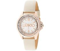 Damen-Armbanduhr Dancing Mini Analog Quarz Leder LJW-TLJ744